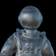 Metal Cosmonaut Walk Animation - VideoHive Item for Sale