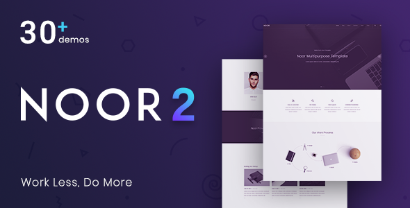 Image of Noor |  Multipurpose & Fully Customizable Creative Theme
