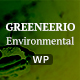 Greeneerio - WordPress Ecology & Environmental Theme - ThemeForest Item for Sale