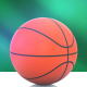 Basketball with Turkmenistan Flag - VideoHive Item for Sale
