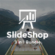 3 in 1 Slideshop Bundle Keynote Template - GraphicRiver Item for Sale