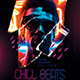 Chill Beats Party Flyer - GraphicRiver Item for Sale