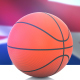 Basketball with United Kingdom Flag - VideoHive Item for Sale