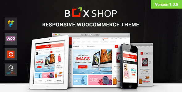 BoxShop – Responsive WooCommerce WordPress Theme