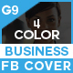 Facebook Cover - 4 Color - GraphicRiver Item for Sale