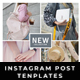 15 Instagram Post Templates - GraphicRiver Item for Sale