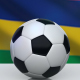 Soccer Ball with Mauritius Flag - VideoHive Item for Sale