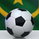 Soccer Ball with Mauritania Flag - VideoHive Item for Sale