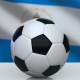 Soccer Ball with Nicaragua Flag - VideoHive Item for Sale
