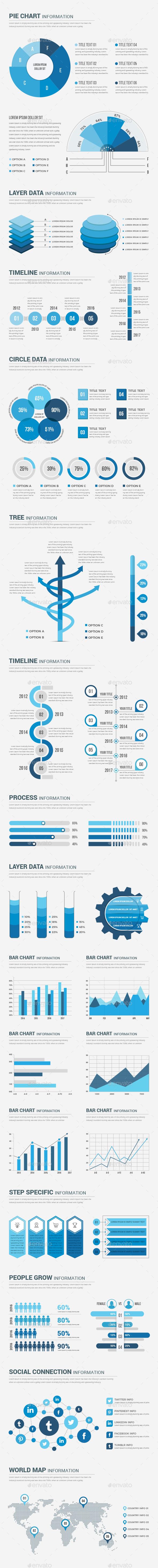 Infographics Elements - Infographics