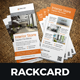 Product Sale Promotion Rackcard Postcard Design - GraphicRiver Item for Sale