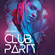 Artist Dj Party Flyer - GraphicRiver Item for Sale