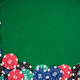 Poker and casino border background - PhotoDune Item for Sale