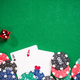 Poker and casino gamlbing header - PhotoDune Item for Sale
