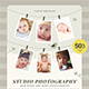 Newborn Photographer Flyer - GraphicRiver Item for Sale