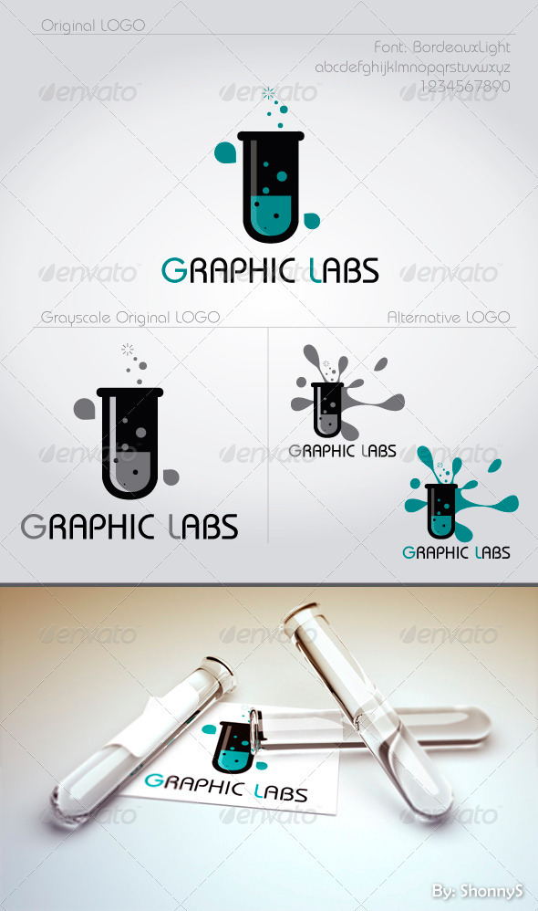 Graphic Labs LOGO - Objects Logo Templates