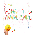 Happy anniversary. - PhotoDune Item for Sale
