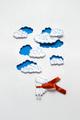 Girl in the sky. - PhotoDune Item for Sale