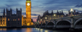 Westminster Bridge by night, London, UK - PhotoDune Item for Sale