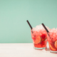 Red drink with ice - PhotoDune Item for Sale