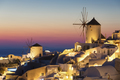 Oia village at sunset - PhotoDune Item for Sale