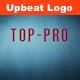 Upbeat Uplifting Fun Logo