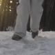 Foot Feet Steeps. Hiking Walking - VideoHive Item for Sale