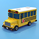 School Bus - 3DOcean Item for Sale
