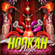 Hookah Night Flyer - GraphicRiver Item for Sale
