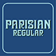 Parisian Regular - GraphicRiver Item for Sale