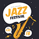 Jazz Festival Flyer - GraphicRiver Item for Sale