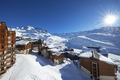Panorama of Val Thorens - PhotoDune Item for Sale