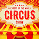 Vintage Circus Event Flyer Or Poster Template - GraphicRiver Item for Sale