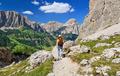 Dolomiti - hiking in Badia Valley - PhotoDune Item for Sale
