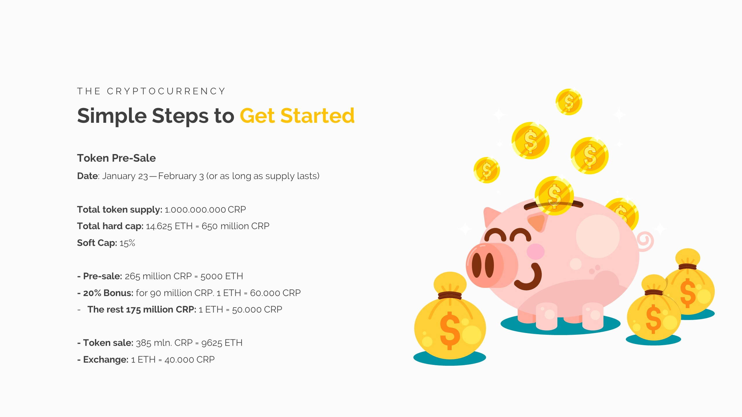 Coin exchange and crypto currency powerpoint template by bypaintdesign jpg preview image setslide42 toneelgroepblik Images