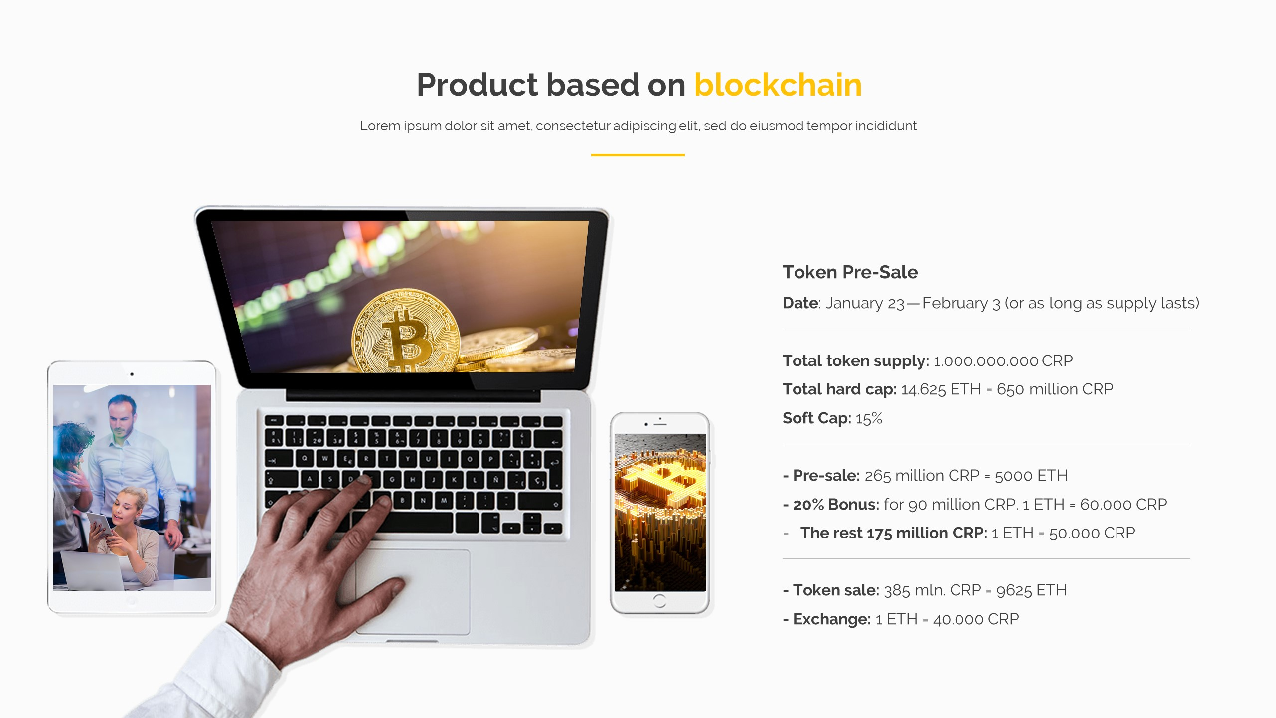Coin exchange and crypto currency powerpoint template by bypaintdesign jpg preview image setslide9g toneelgroepblik Images