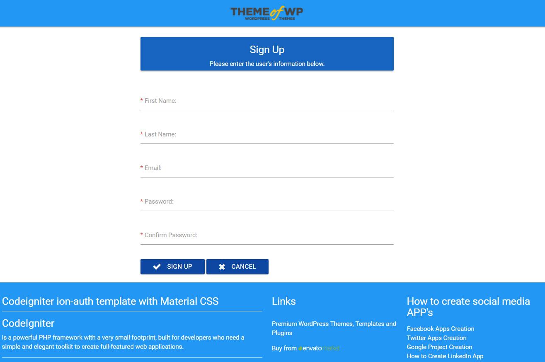 Beste Codeigniter Templating Bilder - Entry Level Resume Vorlagen ...