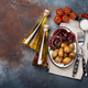 Grilled octopus with small potatoes - PhotoDune Item for Sale