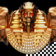 Pharaoh Head VJ Loop - VideoHive Item for Sale
