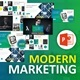 Modern Marketing Powerpoint - GraphicRiver Item for Sale
