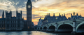 Westminster Bridge at sunset, London, UK - PhotoDune Item for Sale