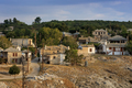 Traditional houses in Kastro village, Greece - PhotoDune Item for Sale