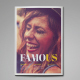 Famous The Magazine - GraphicRiver Item for Sale