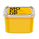 Plastic Container - Label - High Angle - GraphicRiver Item for Sale