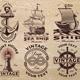 Vintage Sea Design - GraphicRiver Item for Sale