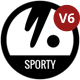 SPORTY-Responsive Wordpress Theme for Sport Clubs - ThemeForest Item for Sale