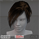 Short Hair Female 3D Models Full Textures
