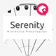 Serenity - Powerpoint Template - GraphicRiver Item for Sale