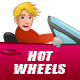 Hot Wheels - HTML5 Game - Phaser