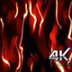Red and Light Particles of Background Loop - VideoHive Item for Sale